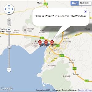 Google Maps Javascript API – An introduction with a focus on